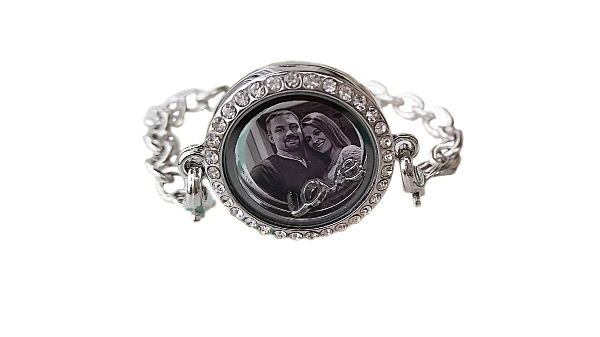 signature size and eva sue lockets reduced placed designs one locket angel side on baby feet ella ideas in