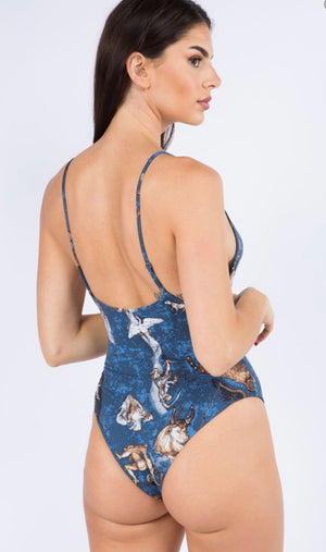 Horoscope Print Bodysuit