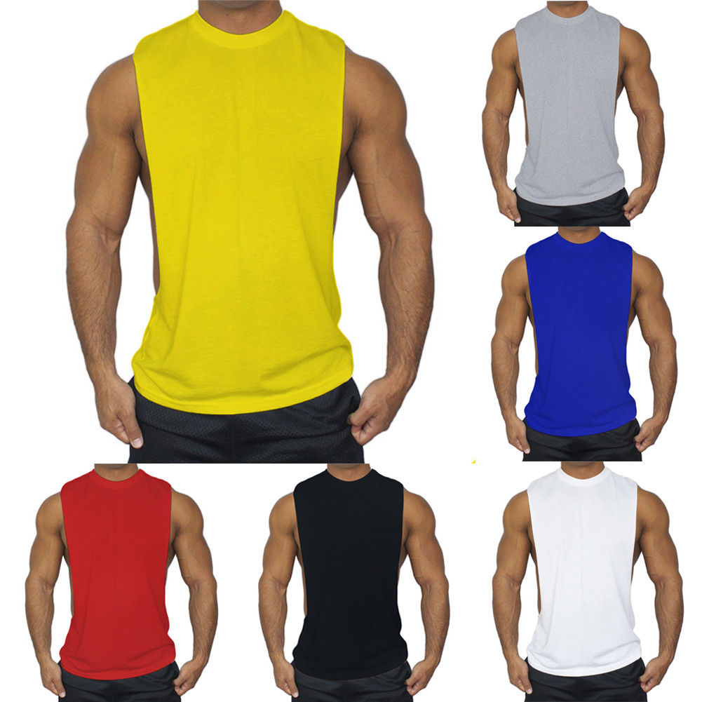 Muscle Sleeveless TankTop