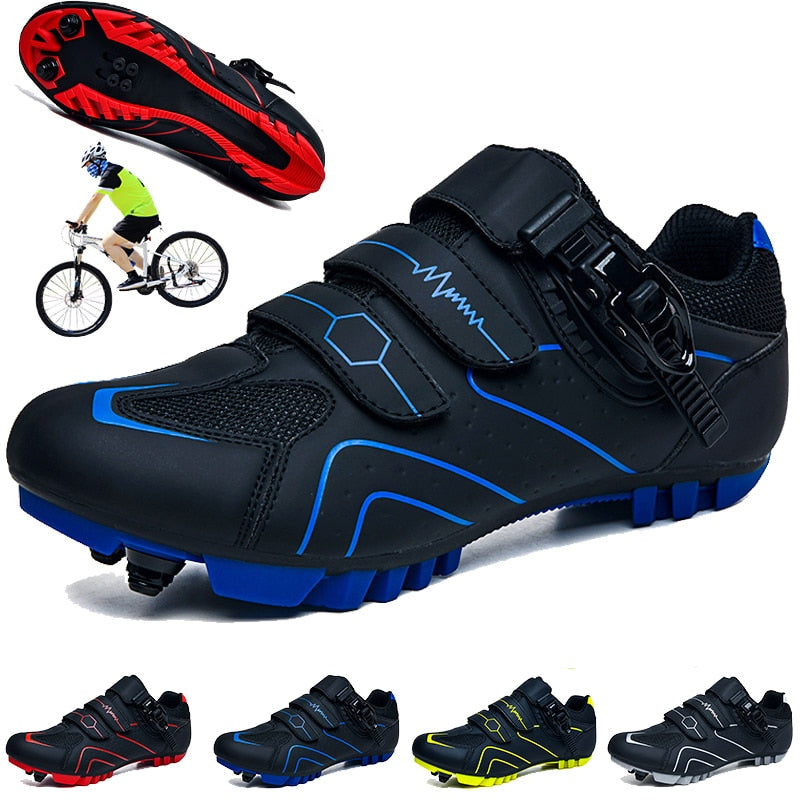 NEW! Self Locking Bike Shoes UNISEX