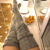 HOT! Ladies/Girls New Fashion Sexy Knitted Warm Knee Socks