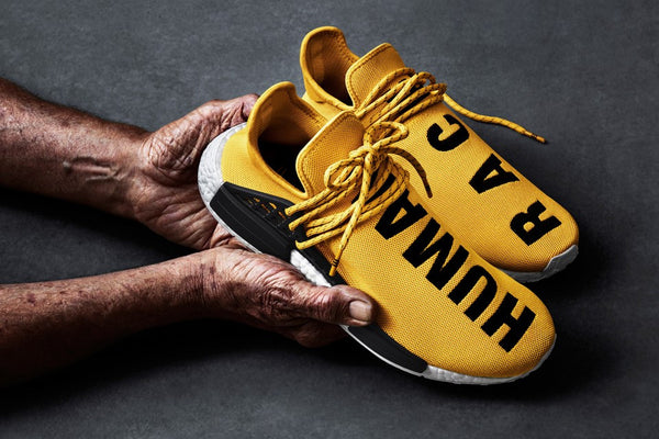 "Adidas x Pharrell NMD ""Human Race"" Release Information"
