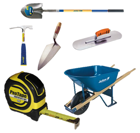 Jobsite Tools / General Supplies