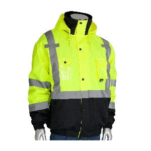 SAFETY GEAR 333-1770 CLASS 3 BOMBER JACKET