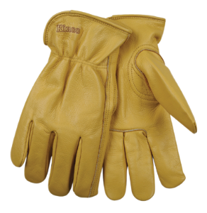 KINCO 98 UNLINED GRAIN COWHIDE DRIVER GLOVE