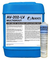 AV-202 LV MULTIGROUT