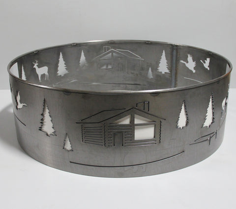 Cabin Fire Ring