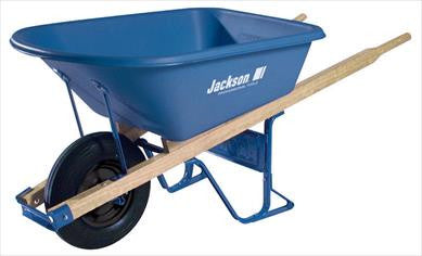 JACKSON POLY WHEELBARROW w/FFT