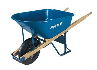 JACKSON SINGLE WHEELBARROW