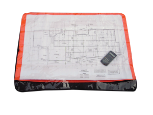 BLUEPRINT PLAN BAG
