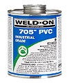 WELD-ON 705 PVC CEMENT