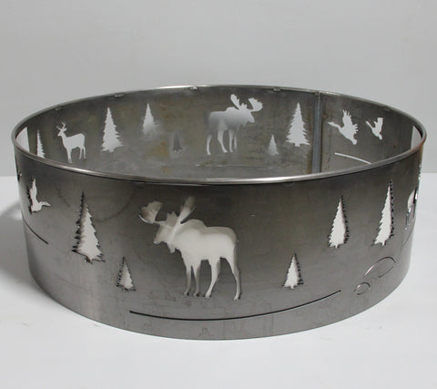 Moose Fire Ring