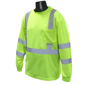 RADWEAR ST21-3PGS LONG SLEEVE SAFETY SHIRT