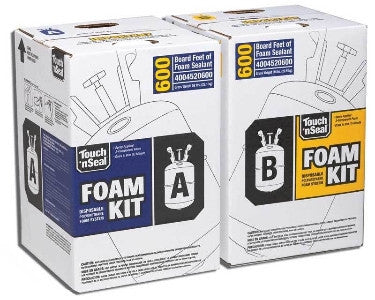 TOUCH-N-SEAL 600 FOAM KIT