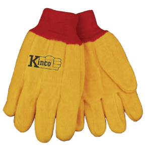 YELLOW CHORE GLOVE