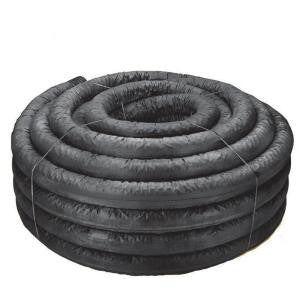 DRAIN TILE WRAPPED HIGHWAY TUBING