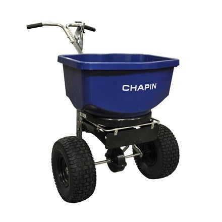CHAPIN 100 POUND SALT AND ICE MELT SPREADER