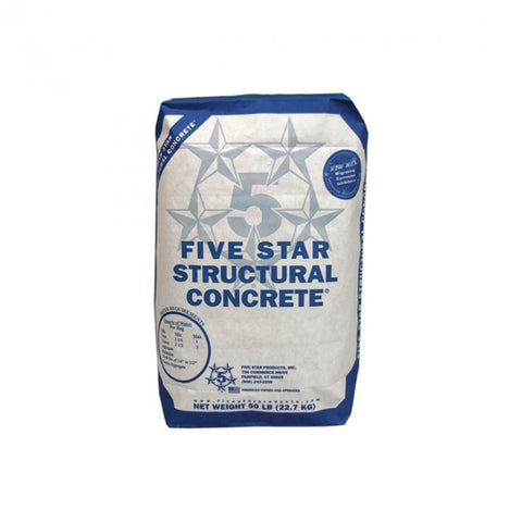 Five Star® Structural Concrete