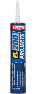 LOCTITE PL 200 PROJECTS CONSTRUCTION ADHESIVE