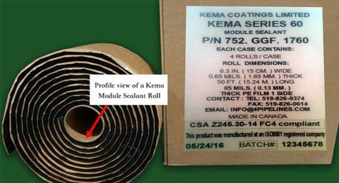 KEMA SERIES 60 MODULE SEALANT
