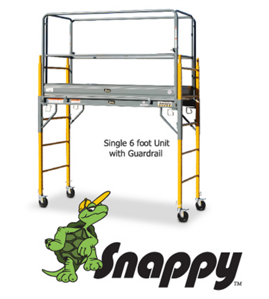 SNAPPY UTILITY SCAFFOLD UNIT