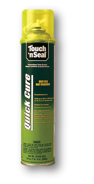 TOUCH-N-SEAL STRAW FOAM
