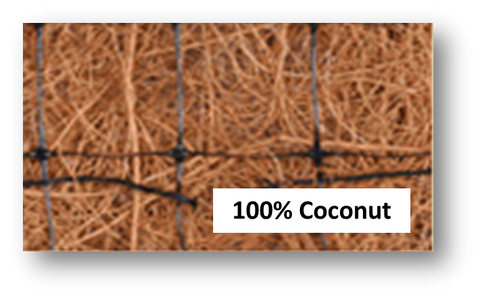 COCONUT EROSION CONTROL BLANKETS