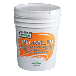 W.R. MEADOWS MEL-ROL LIQUID MEMBRANE