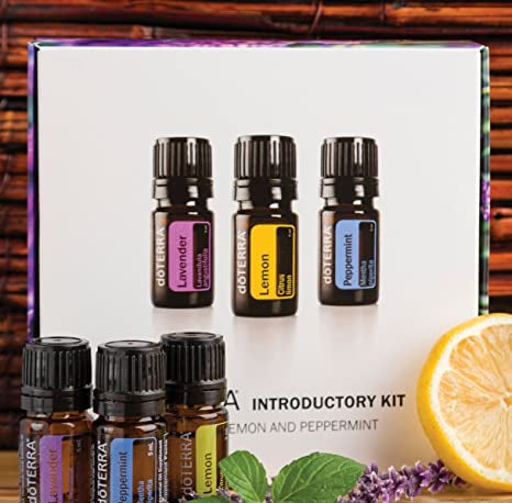 Essential Oil Introductory Kit