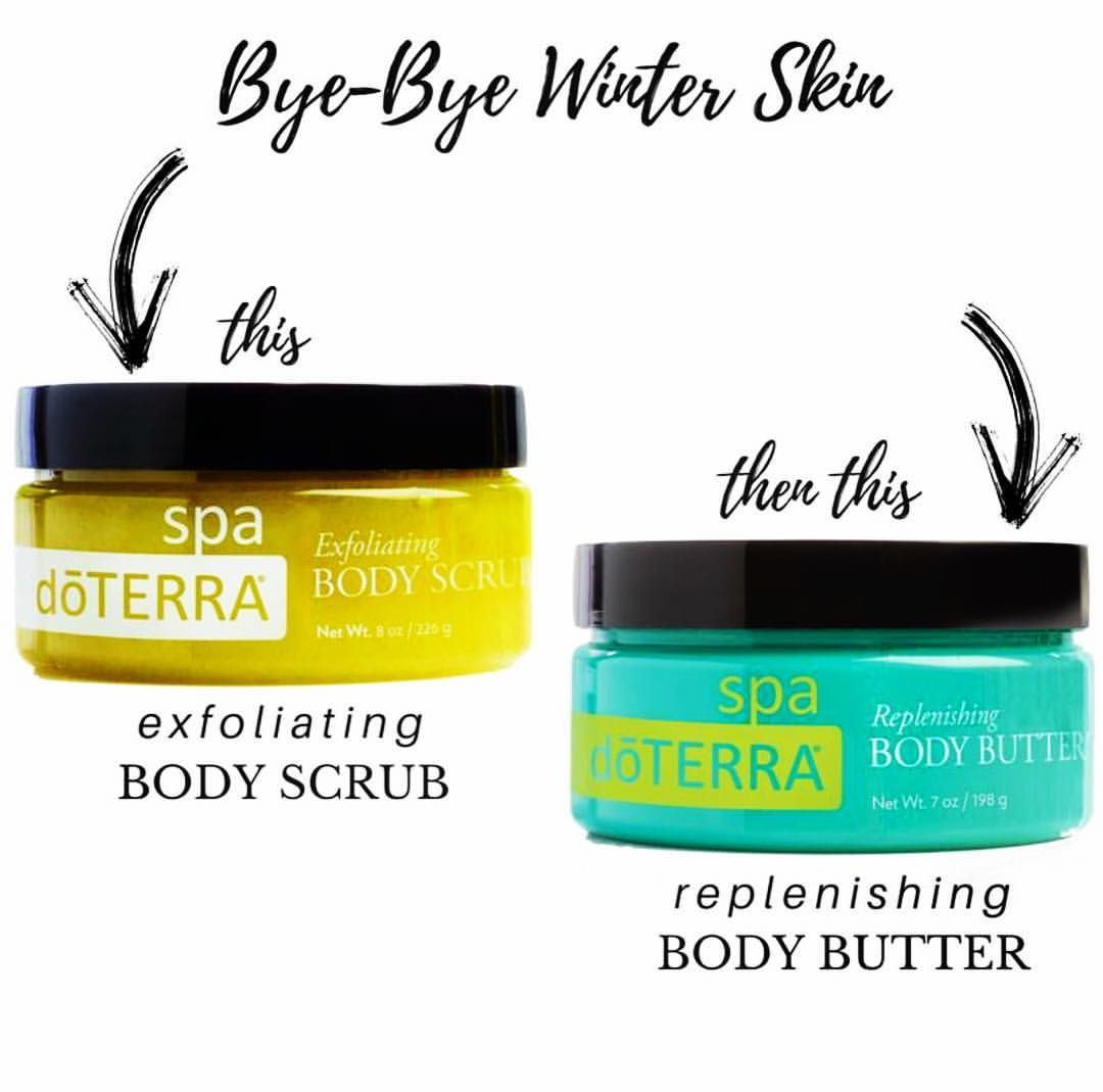 Spa Exfoliating Body Scrub