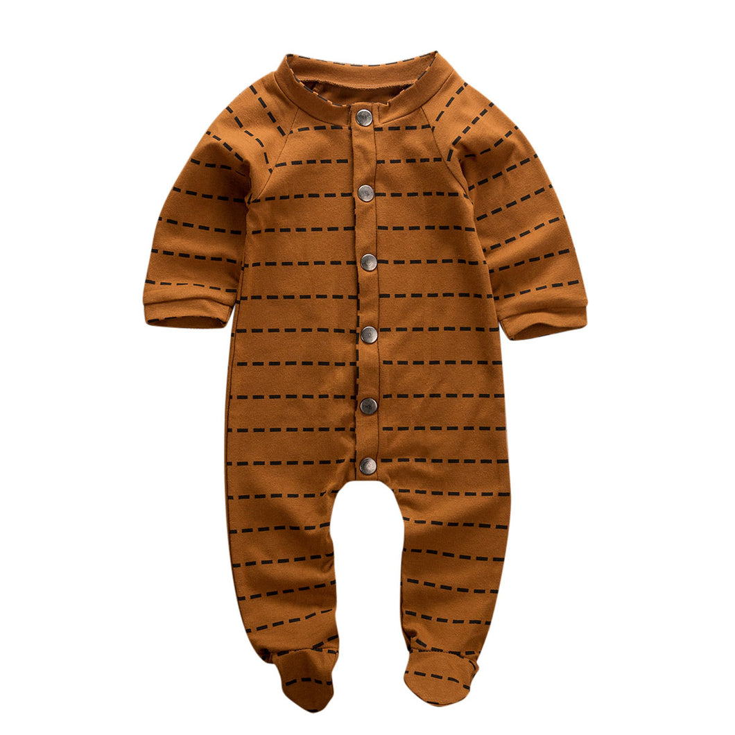 Huhuxxyy Newborn Unisex Babys Autumn Jumpsuit Long Sleeved With Gold Velvet Romper Letter Print Pullover Solid Color Horn Cuff Triangle Jumpsuit Color Red Size 100cm Clothing Footies Rompers