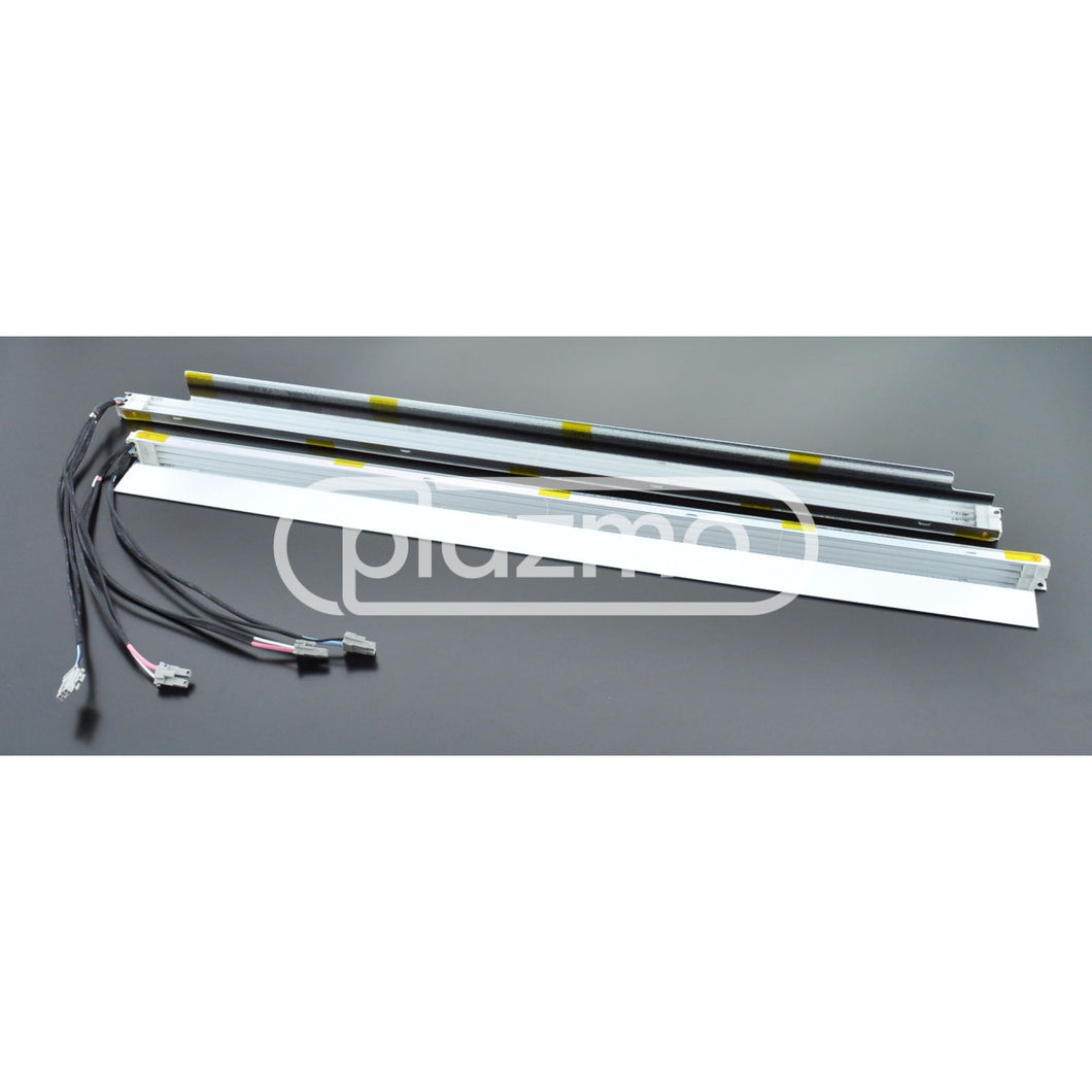 CCFL Backlight Assemblies for 17.0 AUO G170EG01 V.0 (in reflector rail) Dual Lamp with Reflector Rail CCFL Assembly