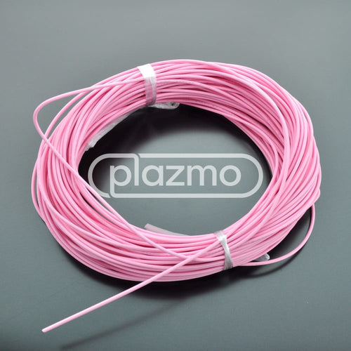 Pink High Voltage Lead Wire - By The Foot Lcd Repair Accessories