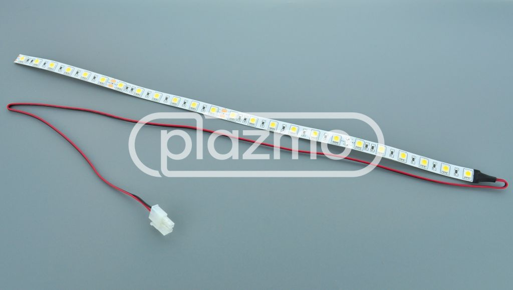 24V Led Flexible Strip Replaces Ccfl In Ainsworth Assembly