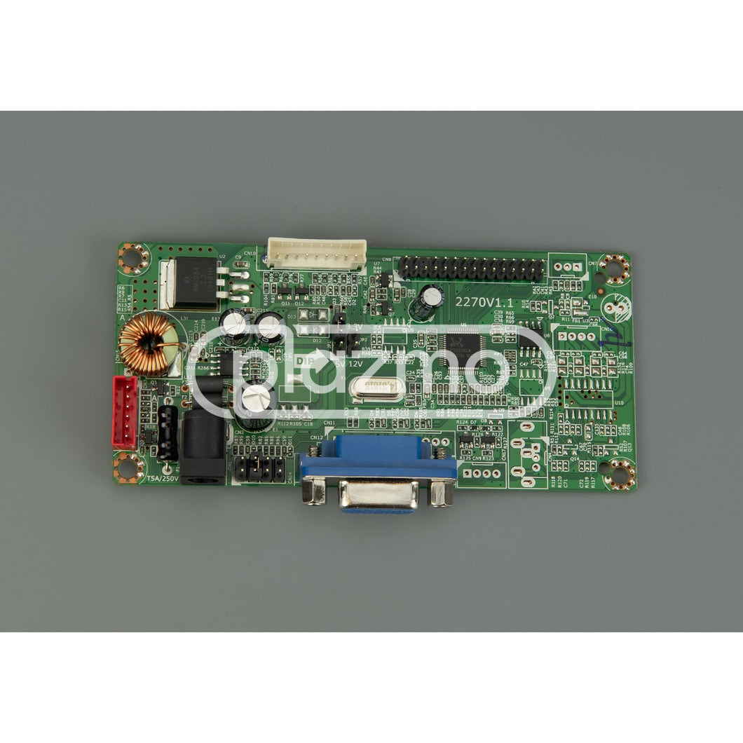 Multi-purpose LCD monitor control board 2270 V1.1