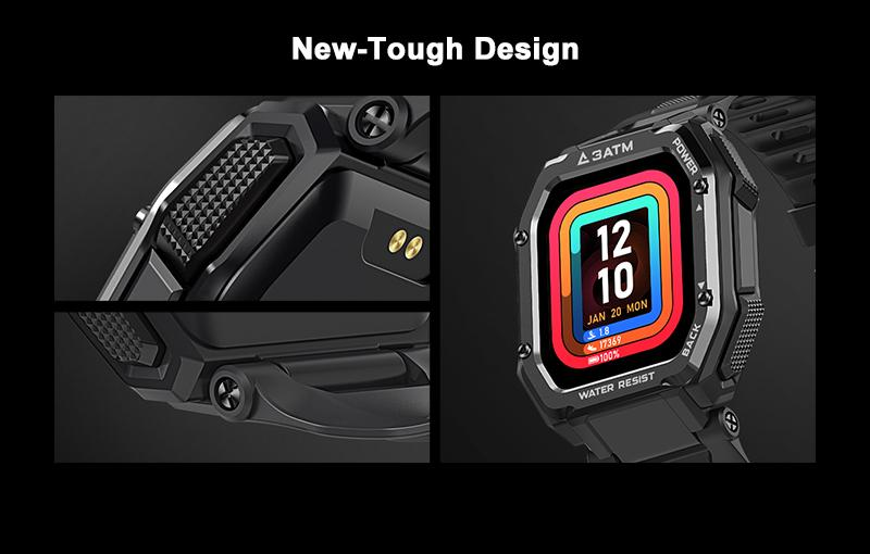 new touch design
