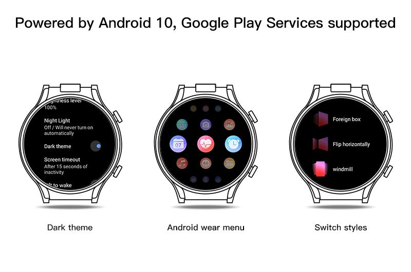 Android 10 is Google's latest operating system