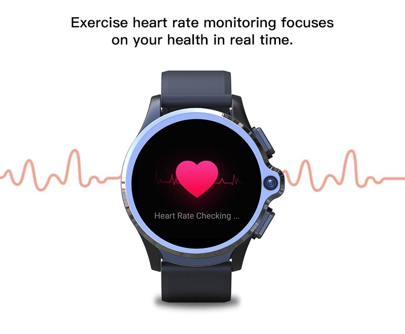 heart rate monitoring App