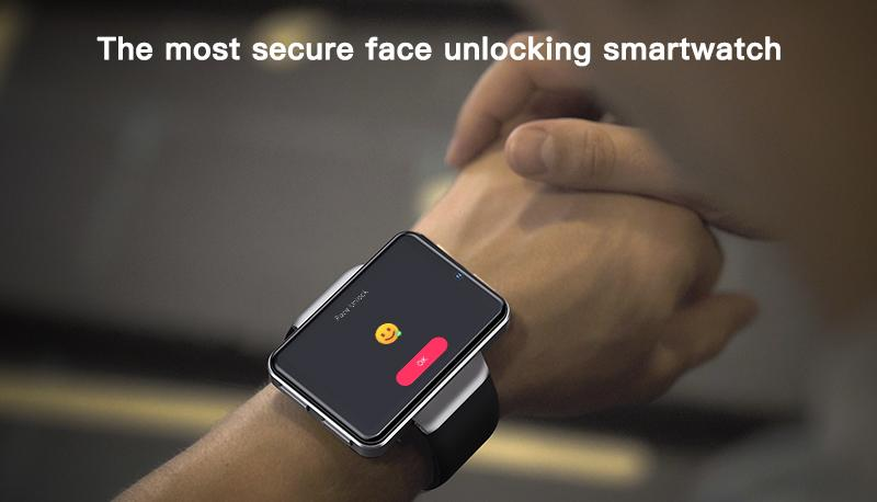 NOTE Smartwatch supports face recognition