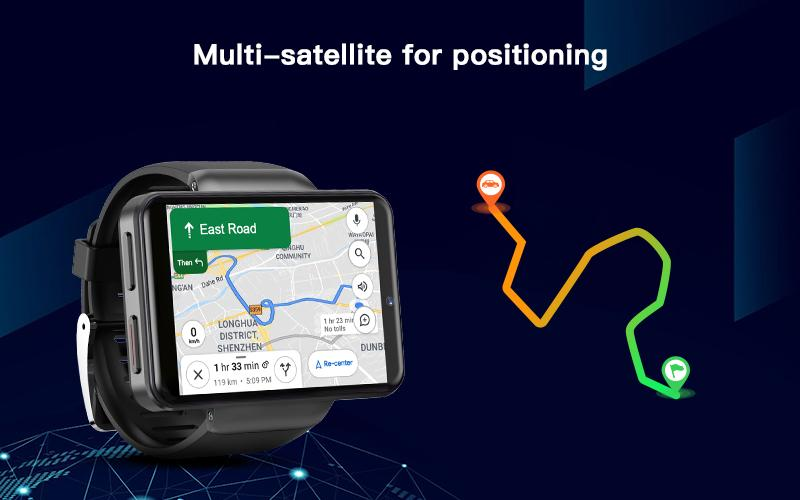 NOTE supports GPS, GLONASS, A-GPS