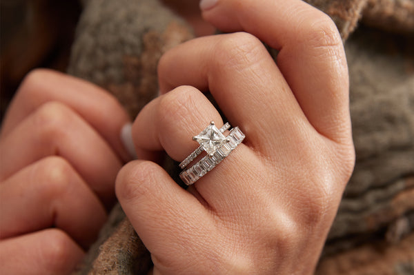 Discover the Sparkle and Brilliance of Moissanite Engagement Rings