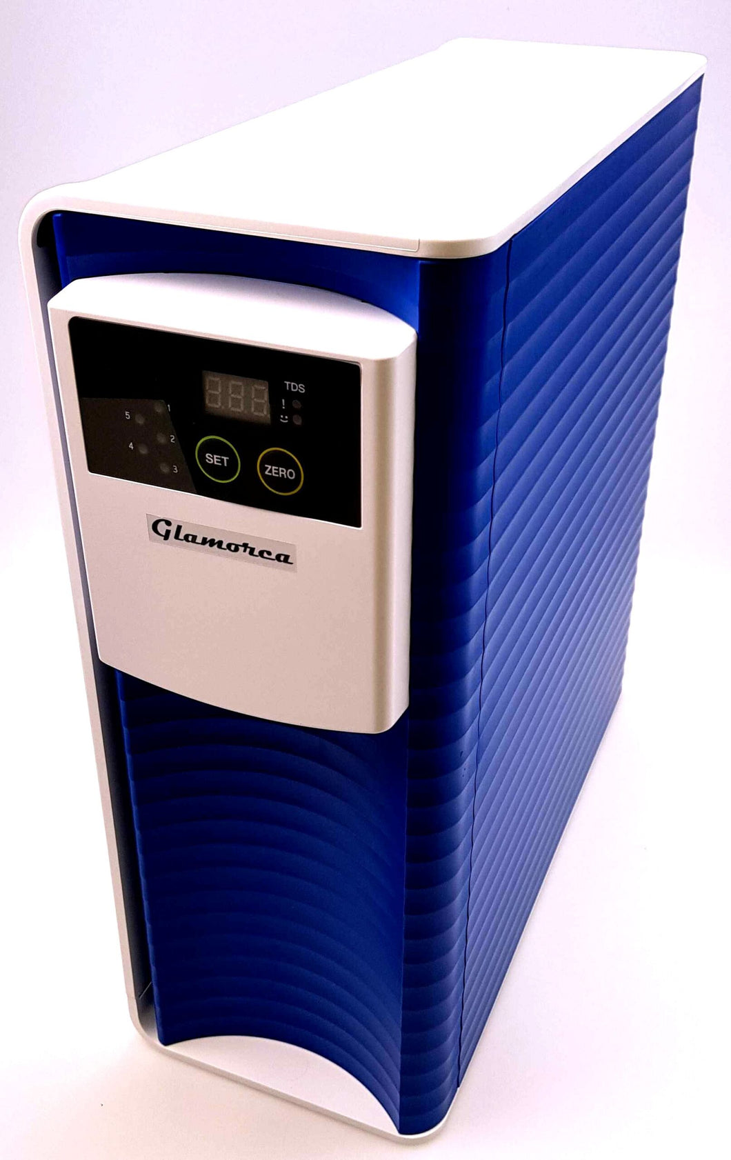 Glamorca RO-1 unit with built in TDS meter