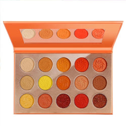 SUNKISSED EYESHADOW PALETTE