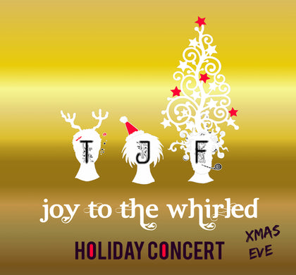 JOY TO THE WHIRLED (SPECIAL CONCERT #1) COVERS SET