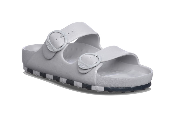 HORIZON CHECK SANDAL M
