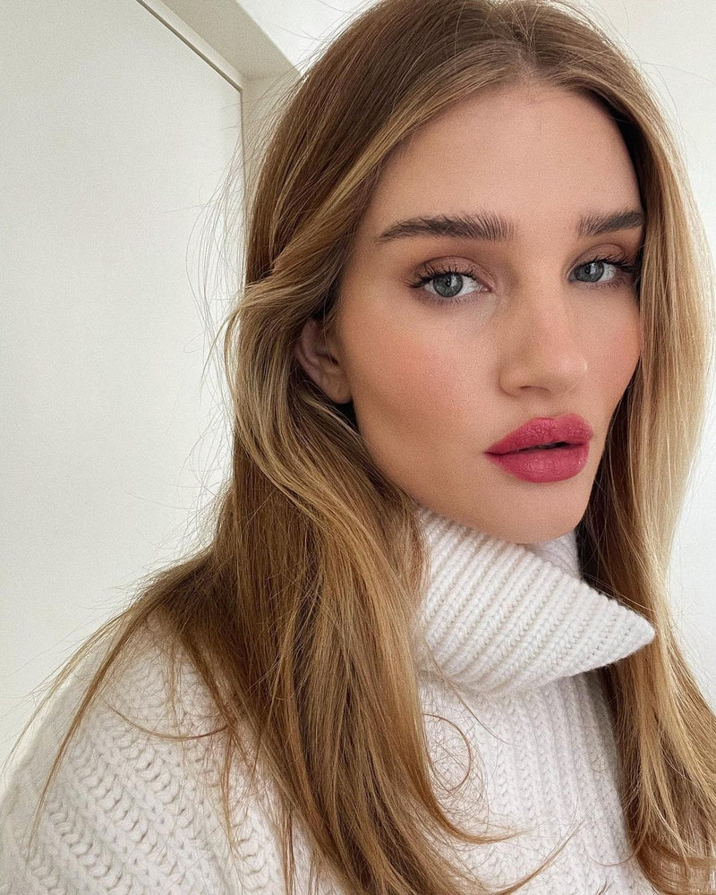 Rosie Huntington-Whiteley Drops Her Skin-Care Routine