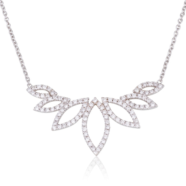 IMPERIAL SMALL MARQUISE NECKLACE