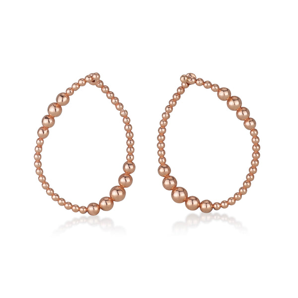 Josephine CELESTIAL OVAL EARRINGS