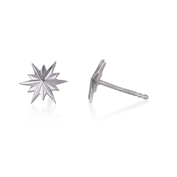 STARLIGHT SMALL STAR STUDS
