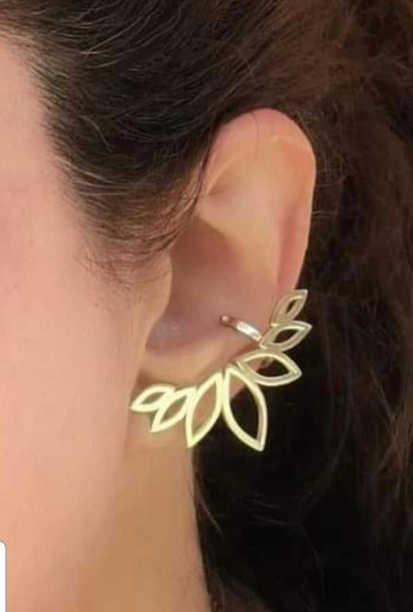 IMPERIAL MARQUISE EARRING
